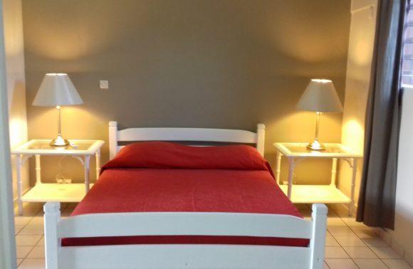 Nos bungalows 1 chambre (2/4 personnes)