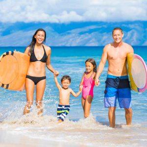 En famille – leurs expériences